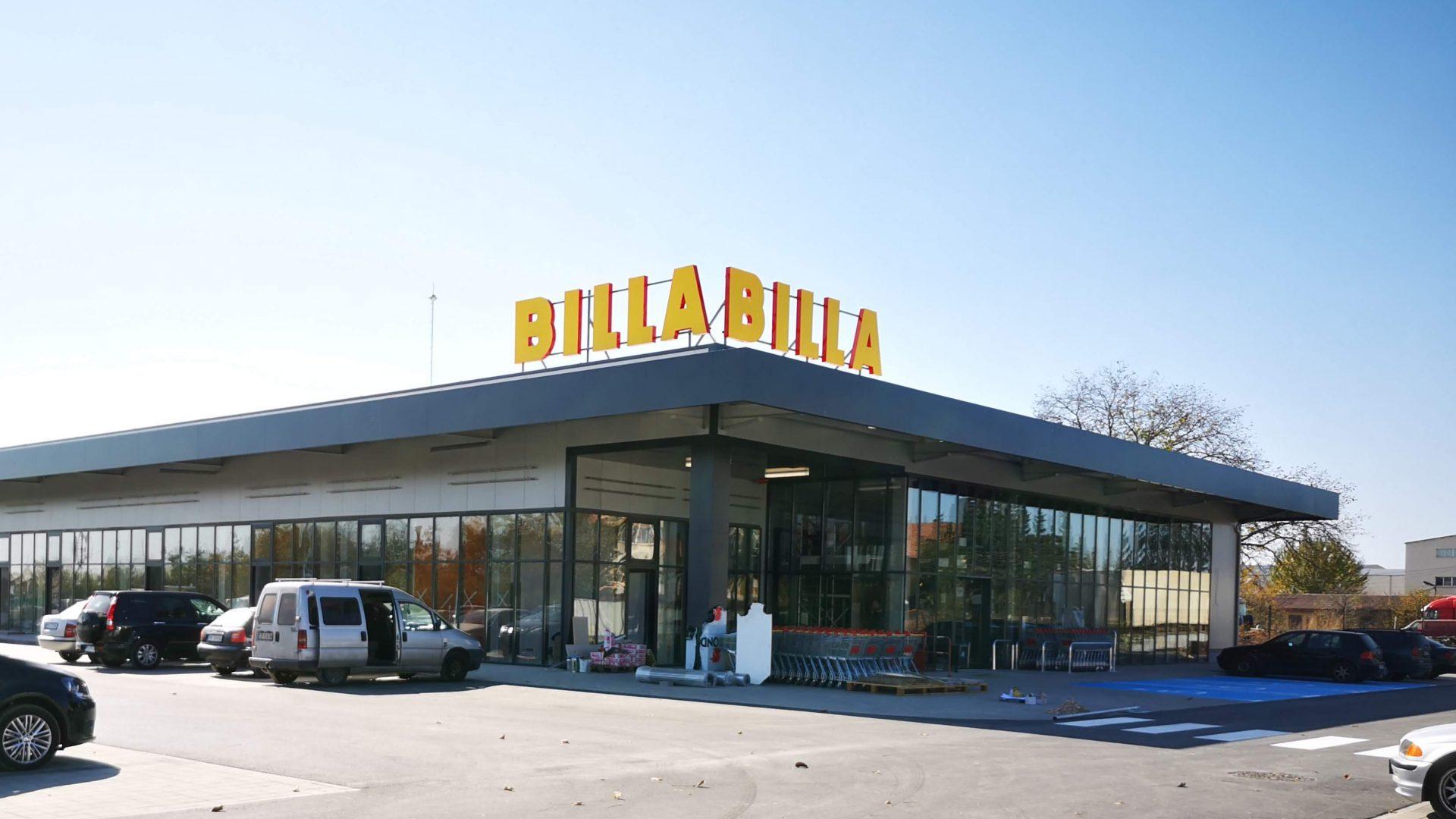 """Предстоящо Откриване на """"Билла Парк"""" Костинброд на 31.10.2018г."""